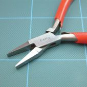 Box Joint Plier Flat Nose