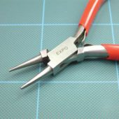 Box Joint Plier Round Nose