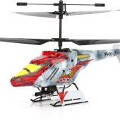 Force RC FHX Heli RTF Mode 2