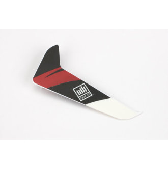 Blade 120 SR Vertical Fin with Red Decal