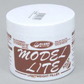 Model Lite Lightwght Filler (Balsa Colour) – 250ml