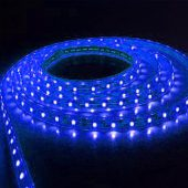 LED Light Strip Blue 1m