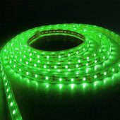 LED Light Strip Green 1m