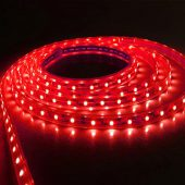 LED Light Strip Red 1m