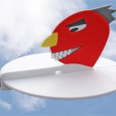 Pichler Monster Bird RED (Combo Set)