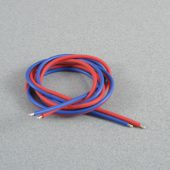 Silicone Wire 18AWG x 1m Red/Black