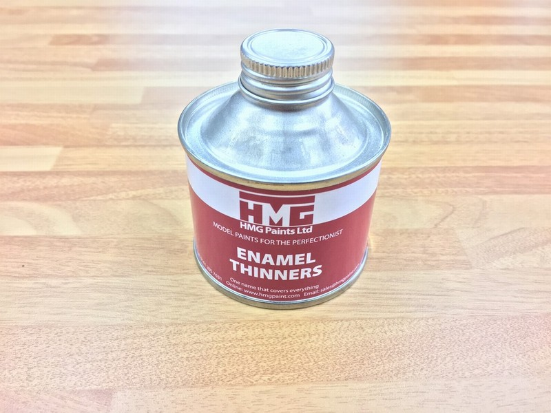Spectra Thinners 125ml
