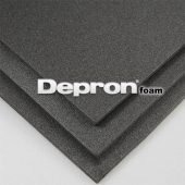Depron Sheet 1250x800mm Grey 3mm