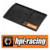 HPI Small Rubber HPI Racing Screw Tray (BLACK)