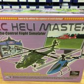 S/H RC Helimaster Sim