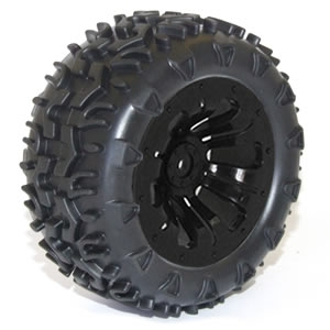 FTX Carnage Wheel/Tyre Pair