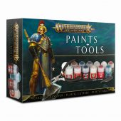 Age of Sigmar – Paints & Tools