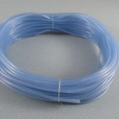 Silicone Fuel Tube 3/32″ (2.38mm) Blue (1m)