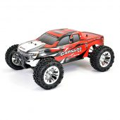 FTX Carnage 2.0 1/10 Brushed Truck Red 4wd RTR w/Bat/Charger