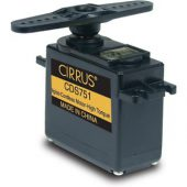 Cirrus CDS751/MG 13kg Digital Servo