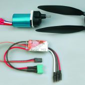 Multiplex EasyGlider Electric Tuning Power Set