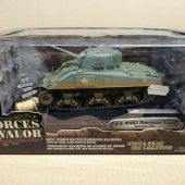 Forces of Valor US M4A3 Sherman Tank